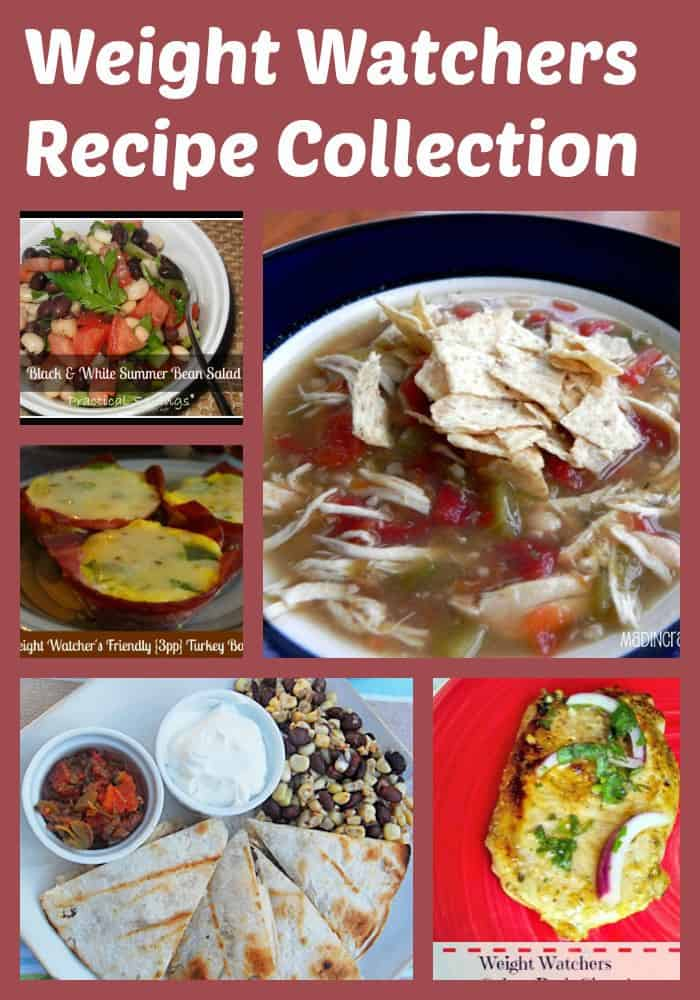 Weight Watchers Recipe Collection