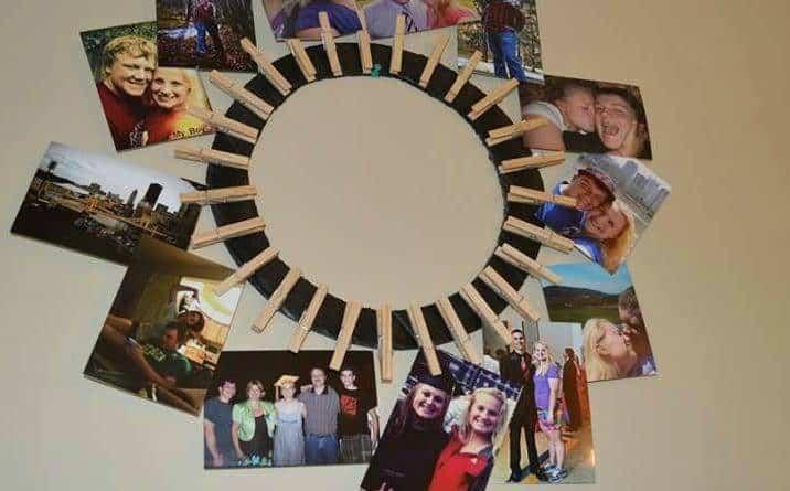 Photo Wheel DIY
