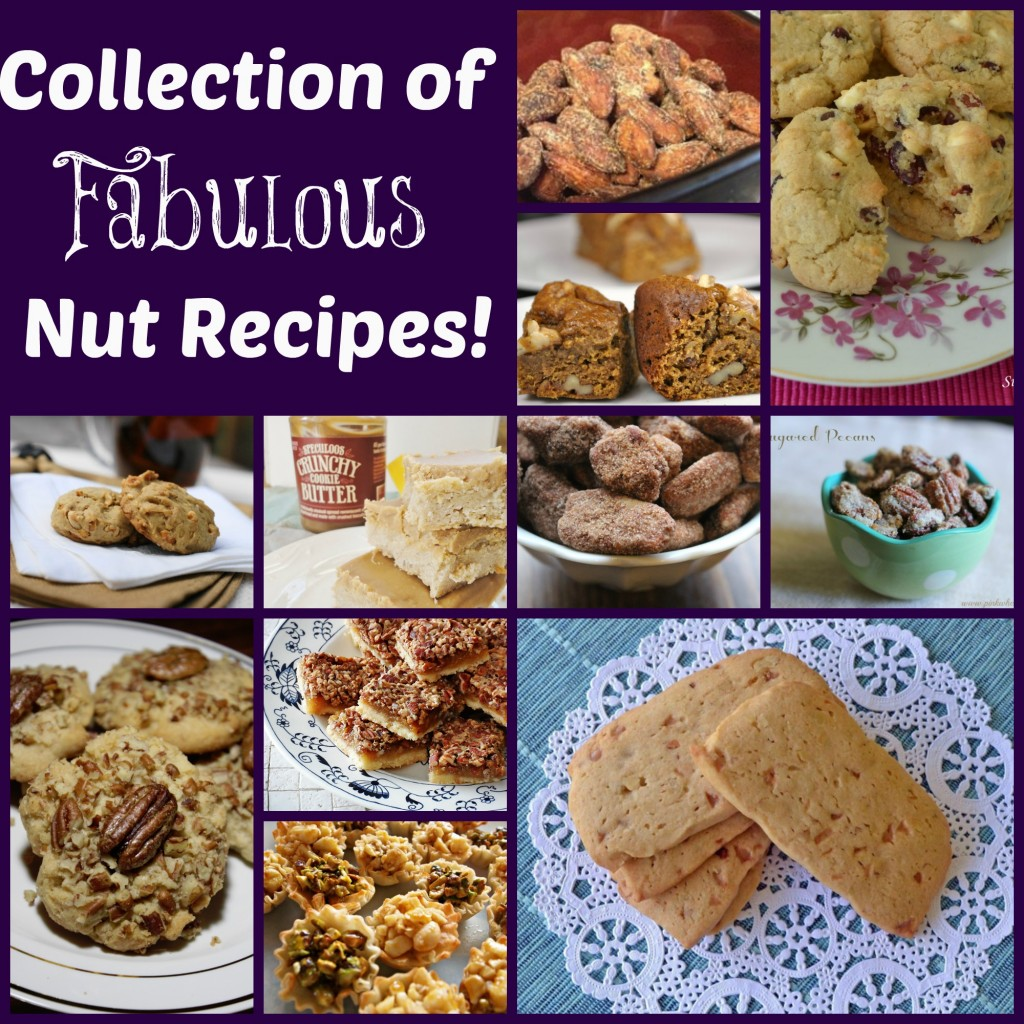 Collection of Fabulous Nut Recipes