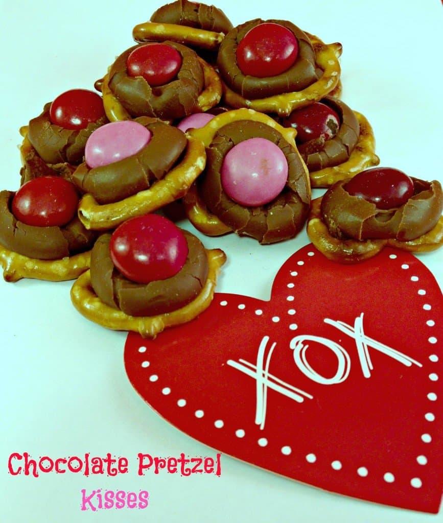 pretzel kisses