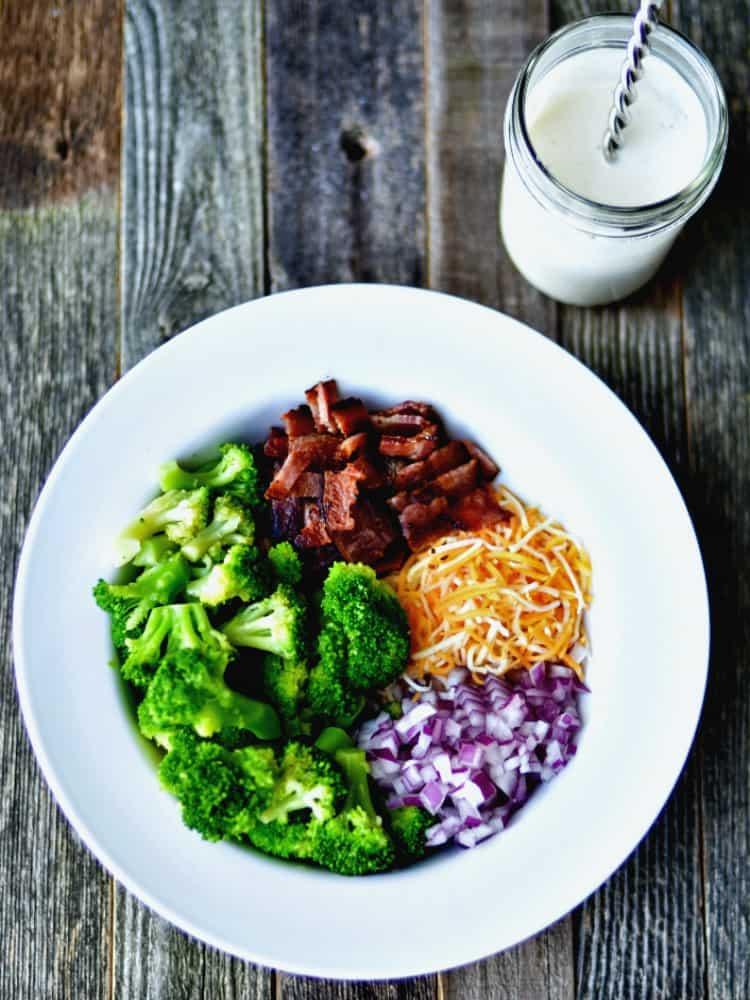broccoli-salad-ingredients