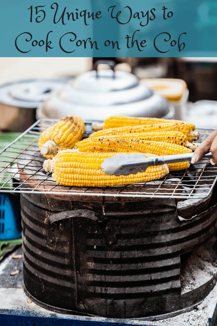 15 Unique Ways To Prepare Corn On The Cob