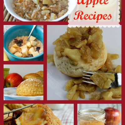 25 Easy Apple Recipes