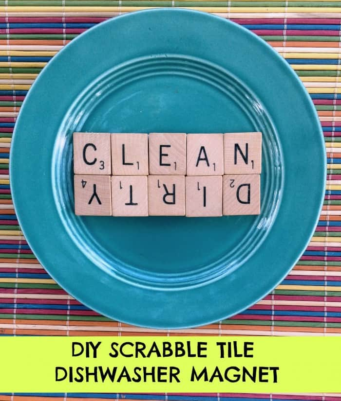 Here's a fun way to know if the dishes in the dishwasher are clean or dirty. Now the kids don't have to ask mom! #DIY #CRAFTS #hack