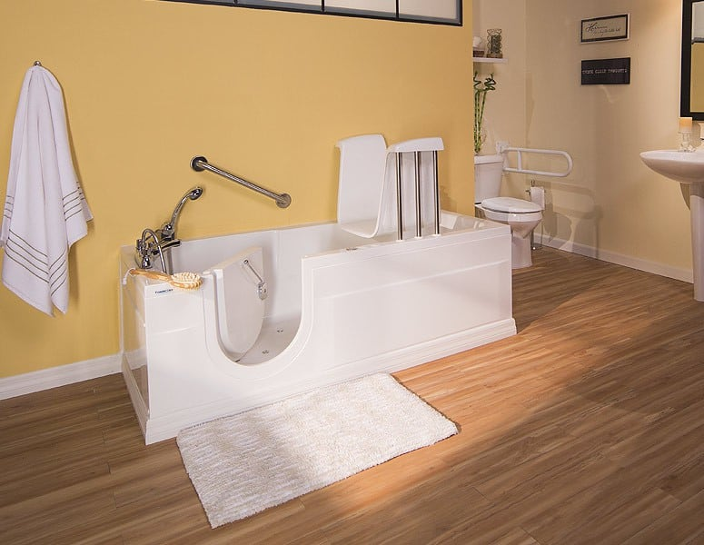 Bathroom Modifications For Senior Safety - Bathroom modifications for elderly