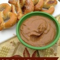Sweet & Spicy Pretzel Dipping Sauce Recipe