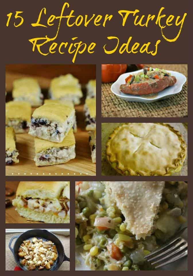 15 leftover turkey recipes ideas midlife healthy living for Leftover thanksgiving turkey recipes