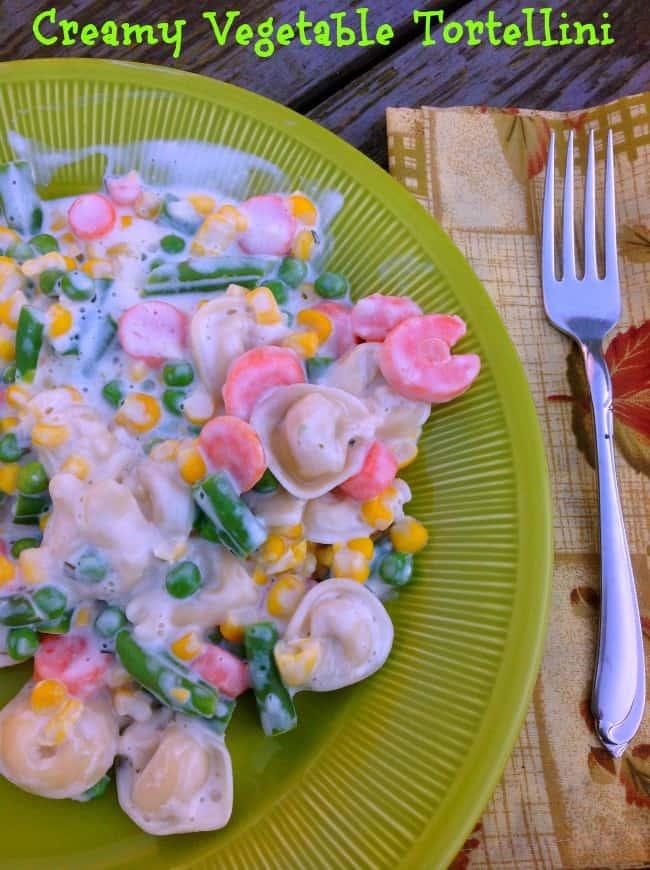 vegetable tortellini recipe 2