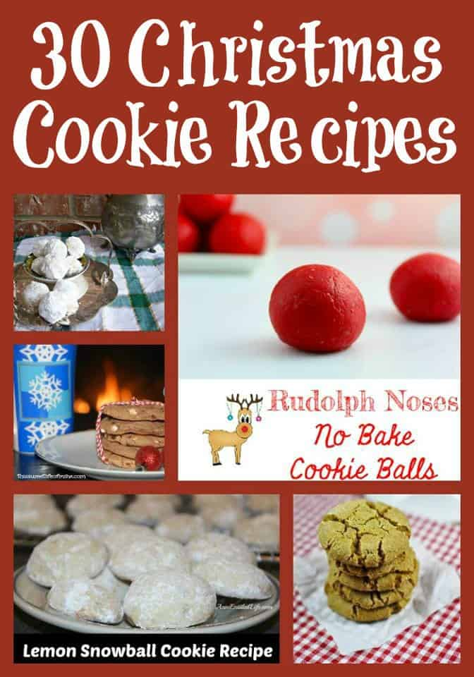 30 Christmas Cookies Recipes