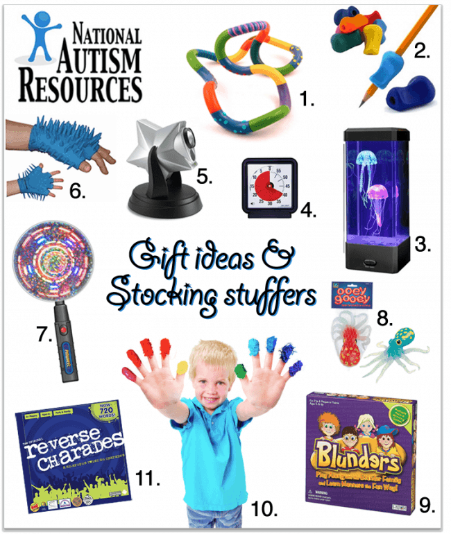 autistic gifts for kids