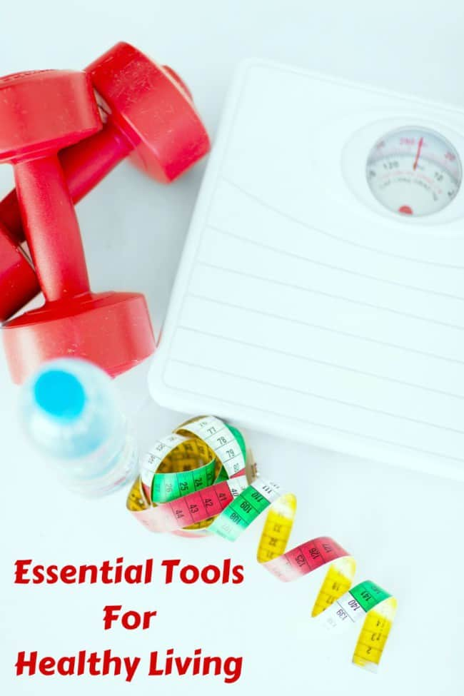Here are a few easy tips and tools to encourage healthy living.