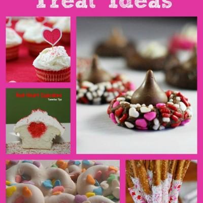 15 Valentine Treat Ideas