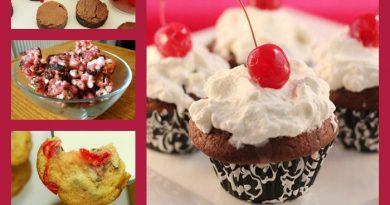 20 Cherry Dessert Recipes