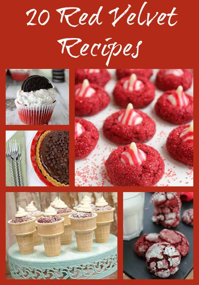 20 Red Velvet Recipes