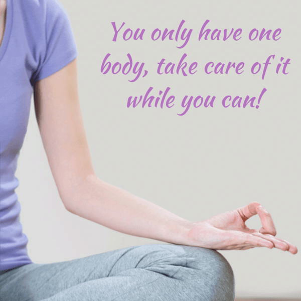 Time to Take Care of Yourself! (2)