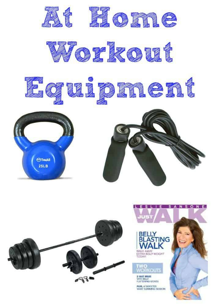 At Home  Workout  Equipment