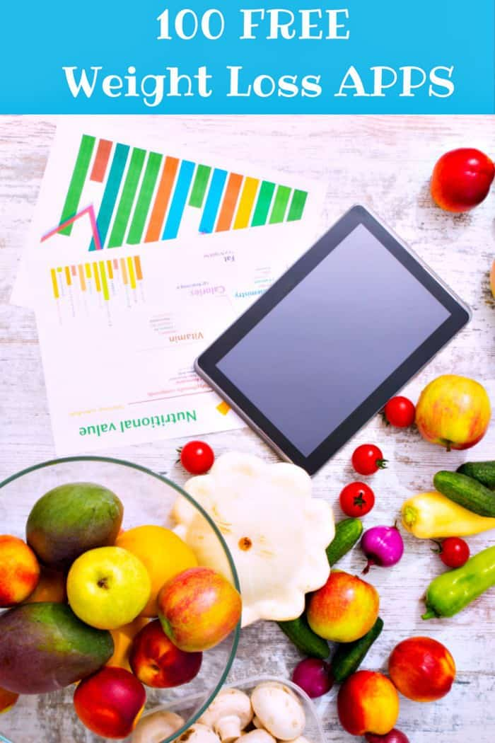 100 FREE Weight Loss APPS