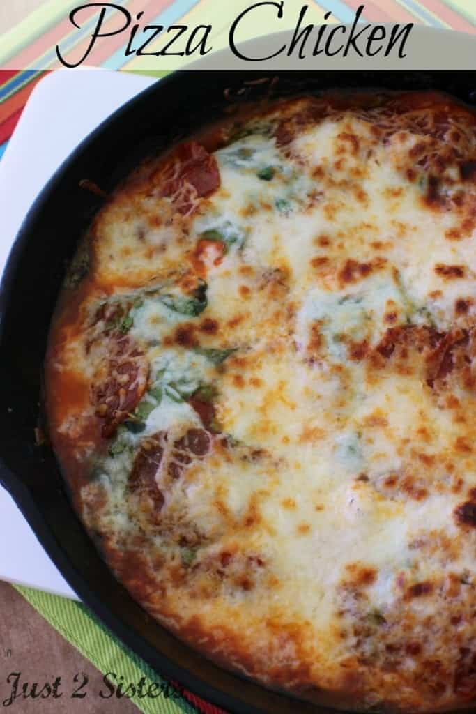 Pizza Chicken Recipe