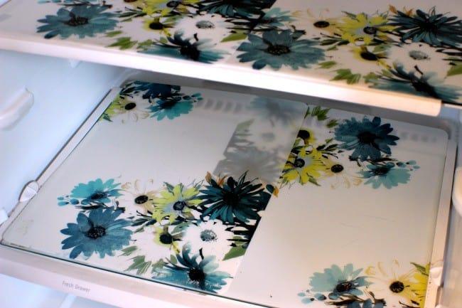 refrigerator mats