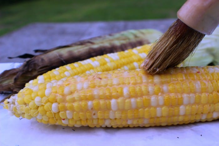 sweet chili corn