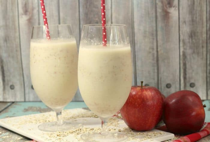 Apple pie smoothie 3