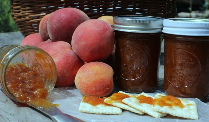 Crockpot Peach Butter 2