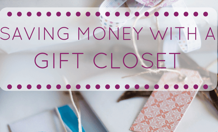 How to Save Money with a Gfit Closet