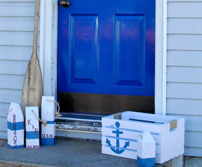 DIY Nautical Decorations