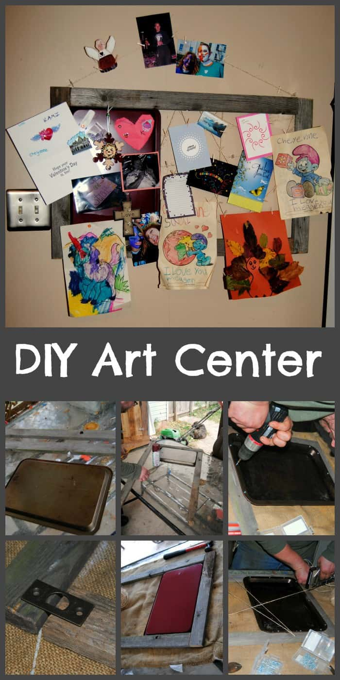 DIY Art Center www.just2sisters.com
