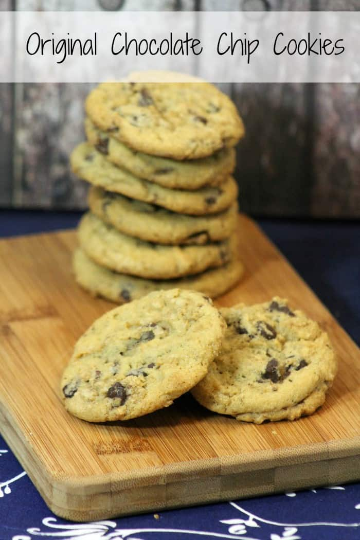 Original Chocolate Chip Cookies