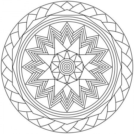 Free Coloring Page 4