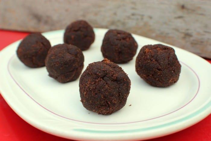Cake pops balls