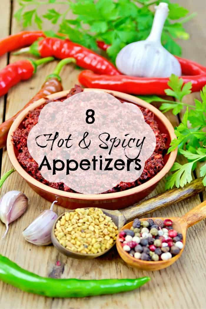 hot & spicy appetizers