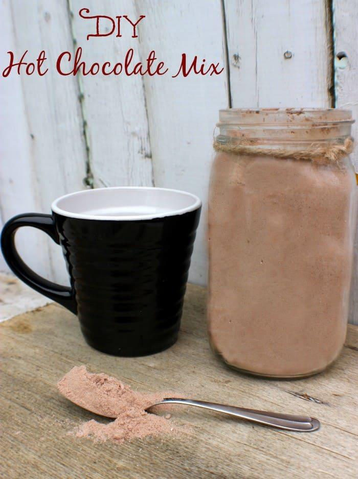 DIY Hot Chocolate Mix Recipe