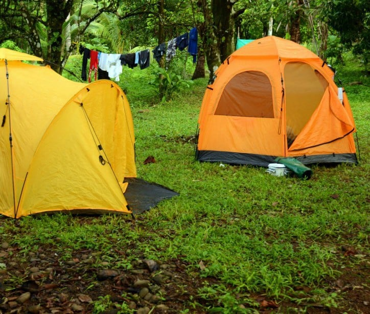 Leave No Trace Camping Etiquette