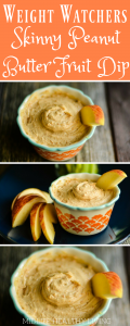 Skinny Peanut Butter Fruit Dip Recipe is easy to make and tastes great. It takes just two simple ingredients and you will have yourself a delicious and nutritious snack to dip with fruit or eat by the spoonful!