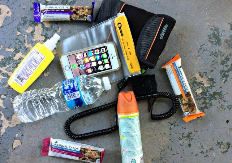 Unexpected Adventure Packing List