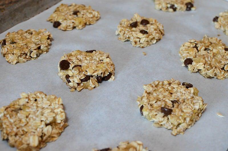 3 Ingredient Breakfast Cookie Recipe