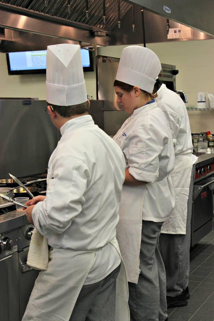 Classical Cuisine Le Jeune Chef Restaurant