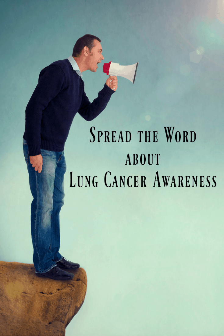 Spread The Word About Lung Cancer Awareness Midlife