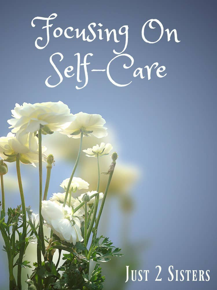 Focusing on self-care is easier than you think! It's my hope that you take time to make self-care a priority in your life. Here are a few simple ways you can start focusing on self-care and have a great year.