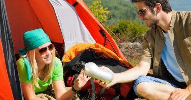 planning romantic camping getaways