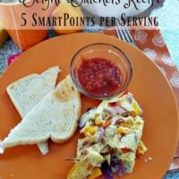 Instant Pot Weight Watchers Breakfast Casserole