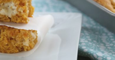 Weight Watchers Pumpkin Bars Recipe – 2 Smart Points
