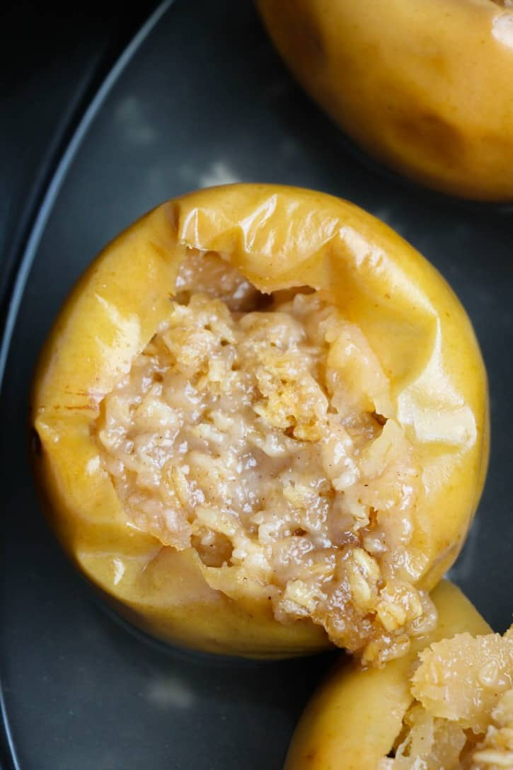 Crock Pot Weight Watchers Baked Apples Recipe