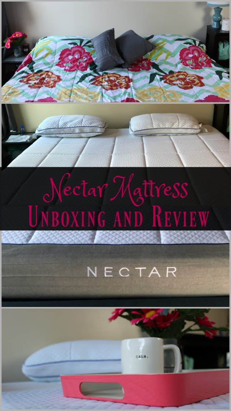 Are you looking for a comfortable and durable memory foam mattress? Here's our unboxing and the Nectar mattress review with all the information you need.