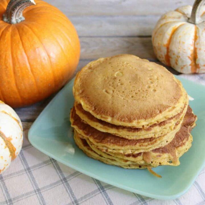 Weight Watchers Pumpkin Pancake Recipe
