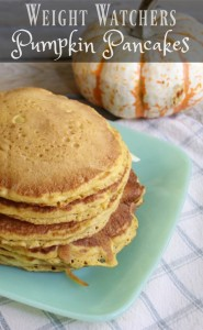 I am excited to share with you myWeight Watchers Pumpkin PancakeRecipe. A delicious recipe simple to make with minimal ingredients!