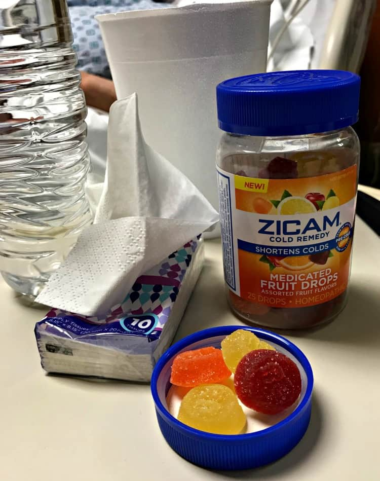 No Time to Be Sick? Try this Cold Shortening Remedy