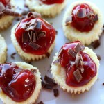 These Weight Watchers Cherry Cheesecake Bites are simple and perfect for any time of the year. There is only 5  Weight Watchers Smart Points in each serving!